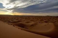 dunes merzouga morocco