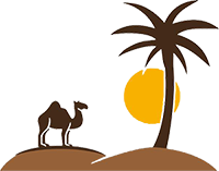 Morocco desert friends tours marrakech logo